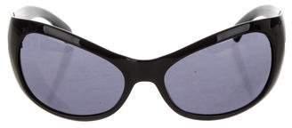 Missoni Patterned Oversize Sunglasses