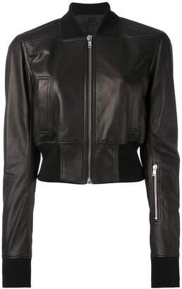 Rick Owens Glitter bomber jacket