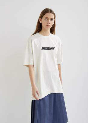 Vetements Weekday T-Shirt