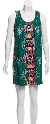 Mara Hoffman Sleeveless Mini Dress