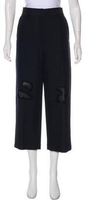 Alexander Wang High-Rise Cropped Pants w/ Tags