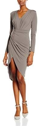 Yumi Women's Side Rouched Dress