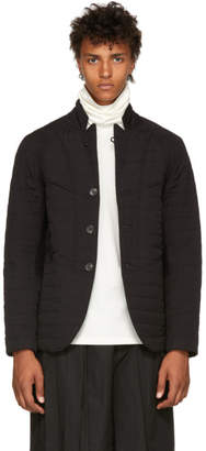 Black Limited Edition Abasi Rosborough Quilted Jacket