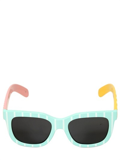 Craig&karl For Le Specs - Flatliner Squared Sunglasses