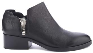 3.1 Phillip Lim Alexa Leather Low Booties