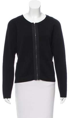 Eileen Fisher Long Sleeve Zip-Up Cardigan w/ Tags