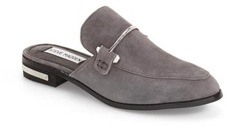Women's Steve Madden Laaura Backless Loafer $89.95 thestylecure.com
