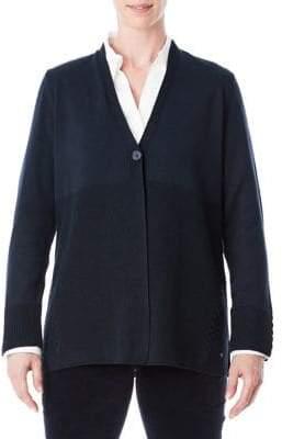 Olsen One-Button Cardigan