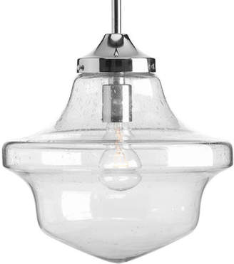 Wrought Studio Brenneman 1-Light Globe Pendant