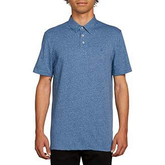 Volcom Men's Wowzer Modern Fit Polo