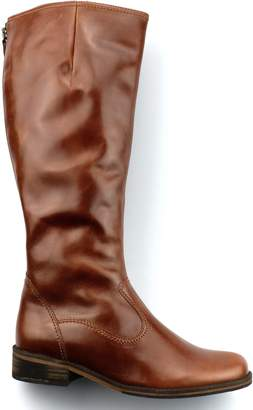 Gabor Boots 72.797.93 Leather Vario Leg Wide