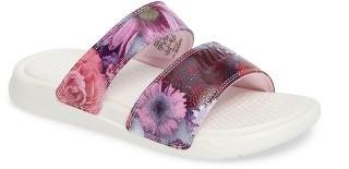 Women's Nike Benassi Duo Ultra Slide Sandal $45 thestylecure.com