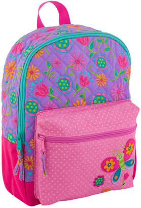 Stephen Joseph Quilted Butterfly Rucksack