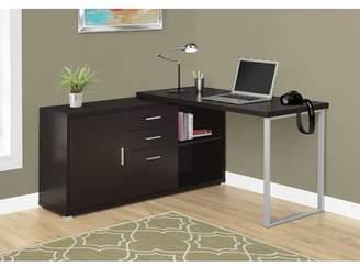 Latitude Run Dariell L-Shape Corner Desk
