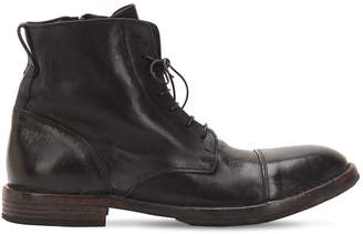 Moma Vintage Leather Boots