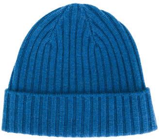 N.Peal chunky ribbed hat