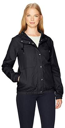 Volcom Junior's Enemy Stone Hooded Windbreaker Jacket