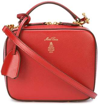 Mark Cross vintage style mini-tote satchel