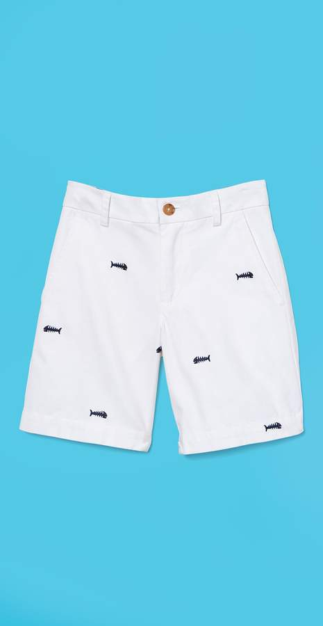 Boys' Oliver Shorts in Fishbone