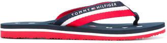 Tommy Hilfiger Webbing beach flip-flops