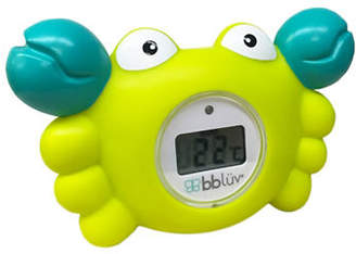Fahrenheit BBLUV Krab 3-in-1 Thermometer and Bath Toy in