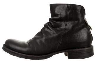 Fiorentini+Baker Leather Ankle Boots