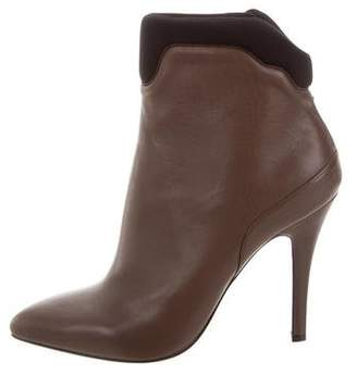 Maison Margiela Past Pointed-Toe Ankle Boots