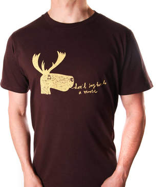 Mild West Heroes Don't Say Boo To A Moose T Shirt
