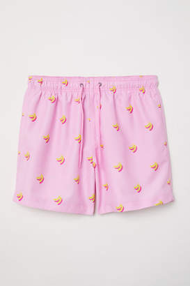 H&M Swim Shorts - Pink
