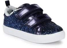 Carter's Little Girl's & Girl's Gloria Glitter Sneakers