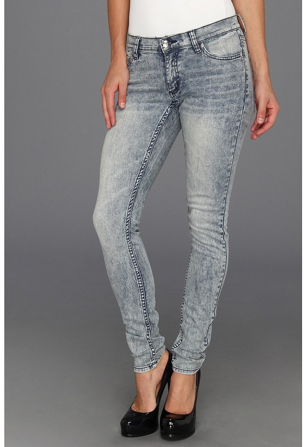 Cheap Monday Slim Jean in Advanced Blue Women' Jean