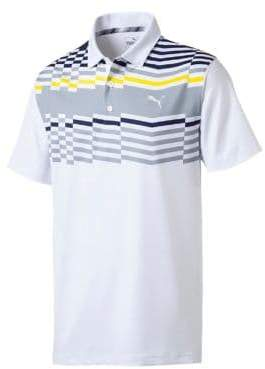 Puma Road Map Jersey Polo