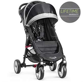 Baby Jogger City Mini 4 – Buggy Rojo / Gris