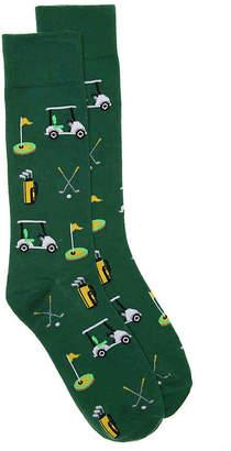 Hot Sox Golf Crew Socks - Men's