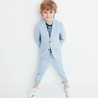 J.Crew Boys' Ludlow suit jacket in seersucker