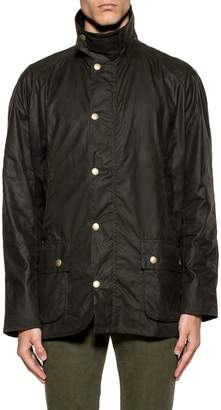 Barbour Green Ashby Waxed Cotton Jacket