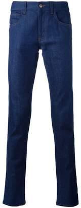 Gucci GG Vintage Web selvedge jeans