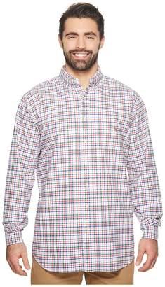 Polo Ralph Lauren Big Tall Oxford Long Sleeve Sport Shirt Men's Clothing