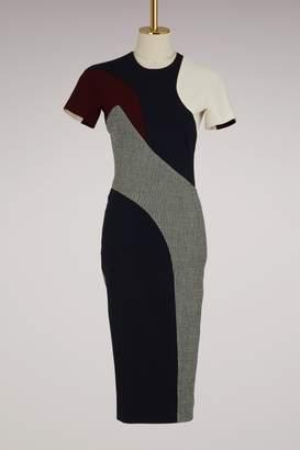 Victoria Beckham Short-sleeved dress