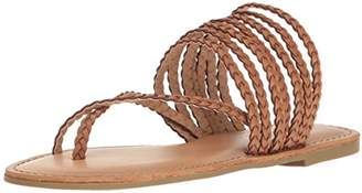 Madden-Girl Women's Saalsa Flat Sandal