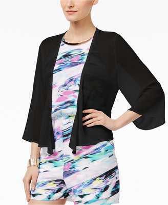 Thalia Sodi Sheer Cardigan, Only at Macy's $49.50 thestylecure.com