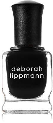 Deborah Lippmann - Nail Polish - Fade To Black $18 thestylecure.com