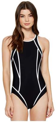 Miraclesuit MSP Swim Line Up One-Piece Women's Swimsuits One Piece