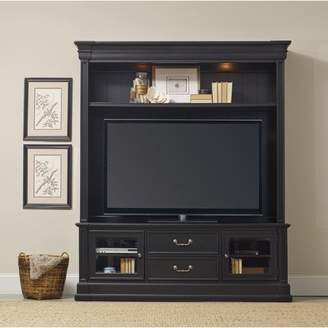 """Hooker Furniture Clermont Entertainment Center for TVs up to 70"""""""