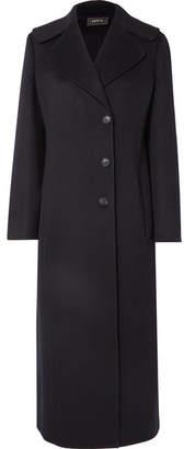 Akris Emely Cashmere Coat - Navy