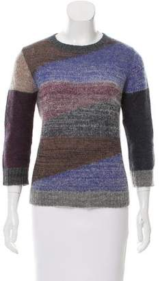 Yigal Azrouel Cut25 by Long Sleeve Knit Sweater