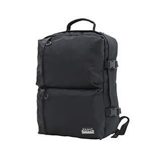 Tanc Camouflage Black Flip & Tumble Backpack