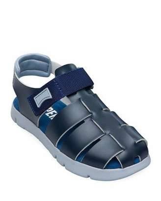 Camper Kid's Caged Sandals, Toddler/Kids