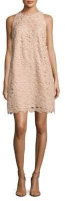 Carmen Marc Valvo Sleeveless Sheath Dress