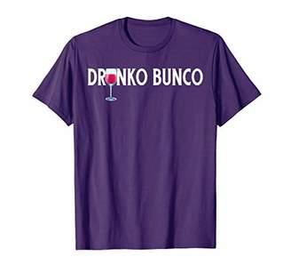 Drunko Bunco Funny Drinking T-Shirt